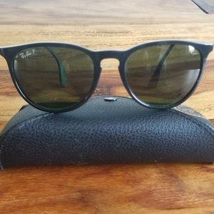 Ray Ban Polarized Sunglasses woman